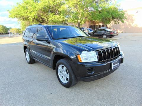 2005 Jeep Grand Cherokee for sale at Image Auto Sales in Dallas TX