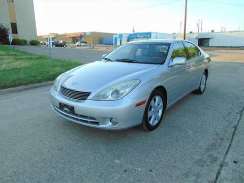 2005 Lexus ES 330 for sale at Image Auto Sales in Dallas TX
