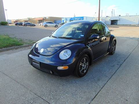 2004 Volkswagen New Beetle for sale at Image Auto Sales in Dallas TX