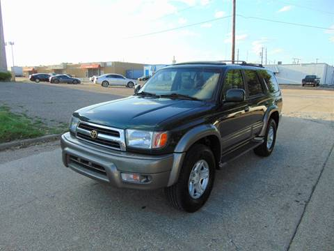 1999 Toyota 4Runner for sale at Image Auto Sales in Dallas TX