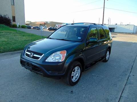 2004 Honda CR-V for sale at Image Auto Sales in Dallas TX