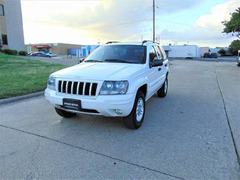 2004 Jeep Grand Cherokee for sale at Image Auto Sales in Dallas TX