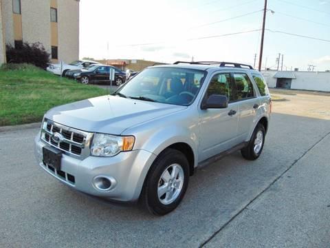 2012 Ford Escape for sale at Image Auto Sales in Dallas TX