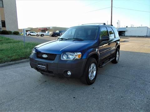 2007 Ford Escape for sale at Image Auto Sales in Dallas TX