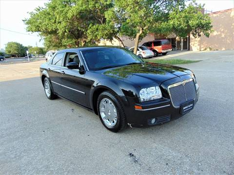 2006 Chrysler 300 for sale at Image Auto Sales in Dallas TX