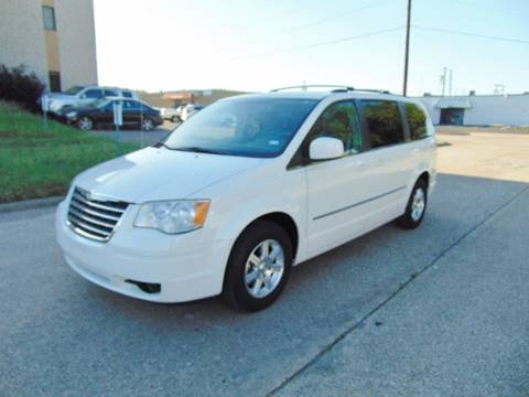 2009 Chrysler Town and Country for sale at Image Auto Sales in Dallas TX