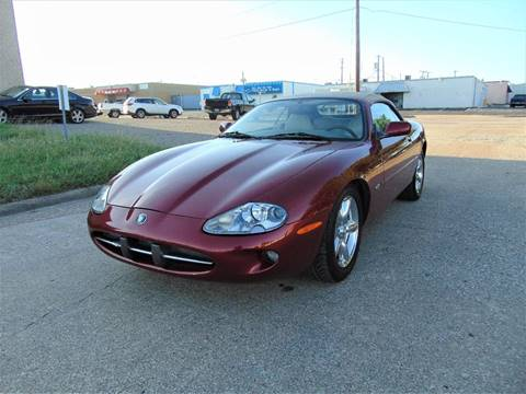 1998 Jaguar XK-Series for sale at Image Auto Sales in Dallas TX