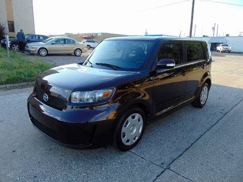 2010 Scion xB for sale at Image Auto Sales in Dallas TX