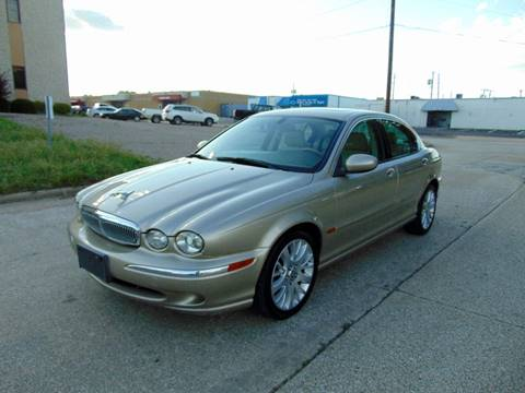 2005 Jaguar X-Type for sale at Image Auto Sales in Dallas TX