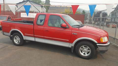 1997 Ford F-150 for sale in Roseburg, OR