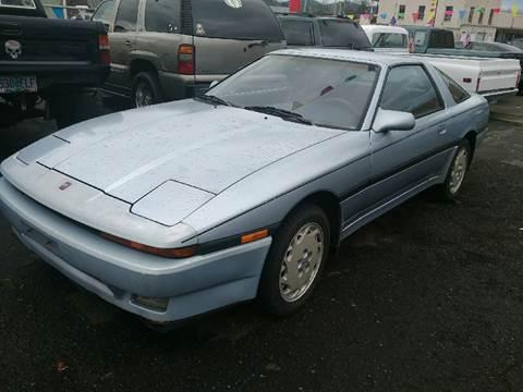 1988 Toyota Supra for sale in Roseburg, OR