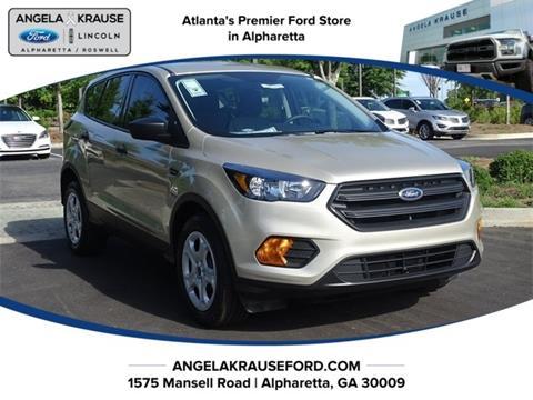 2018 Ford Escape for sale in Alpharetta, GA