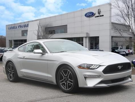 2018 Ford Mustang for sale in Alpharetta, GA