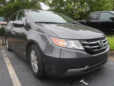 2015 Honda Odyssey for sale in Alpharetta, GA