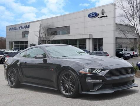 2019 Ford Mustang for sale in Alpharetta, GA