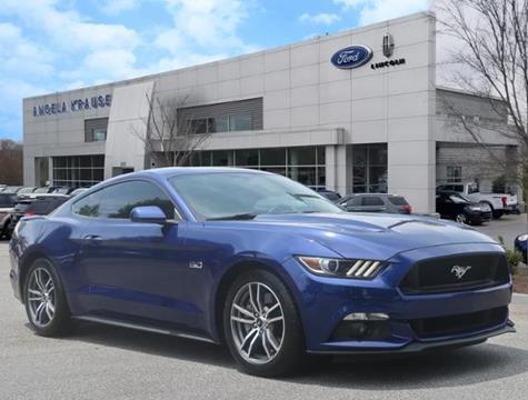 2015 Ford Mustang for sale in Alpharetta, GA