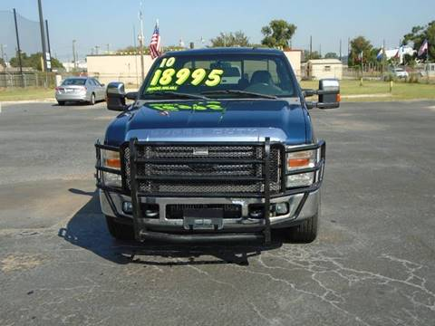2010 Ford F-250 Super Duty for sale in Houston, TX