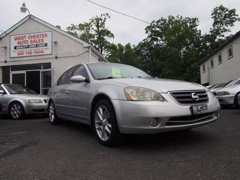 2004 Nissan Altima for sale in West Chester, PA