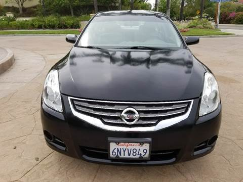 2010 Nissan Altima for sale at J & K Auto Sales in Agoura Hills CA