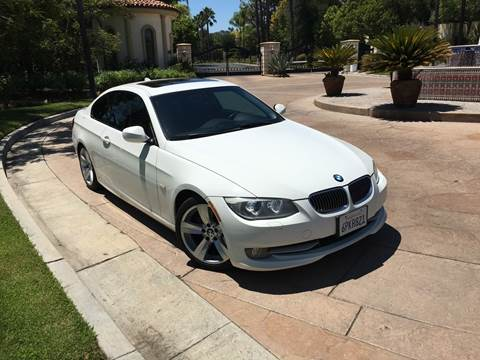 2011 BMW 3 Series for sale at J & K Auto Sales in Agoura Hills CA