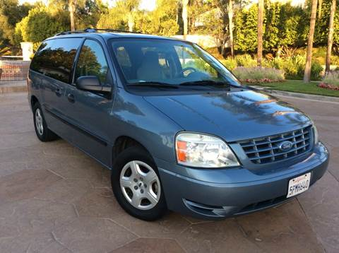 2004 Ford Freestar for sale at J & K Auto Sales in Agoura Hills CA