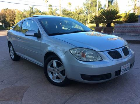2007 Pontiac G5 for sale at J & K Auto Sales in Agoura Hills CA