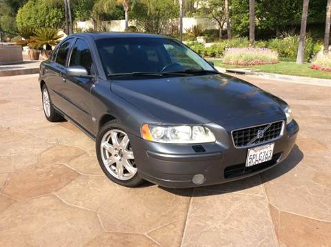 2005 Volvo S60 for sale at J & K Auto Sales in Agoura Hills CA