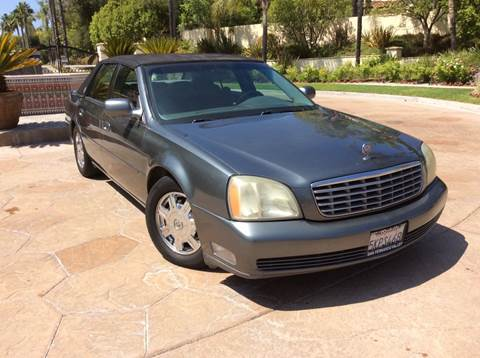 2004 Cadillac DeVille for sale at J & K Auto Sales in Agoura Hills CA