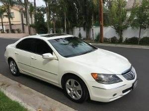 2006 Acura RL for sale in Tarzana, CA