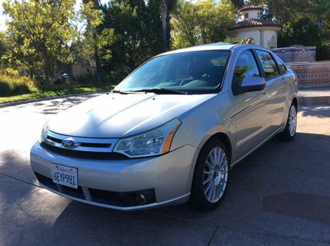 2009 Ford Focus for sale at J & K Auto Sales in Agoura Hills CA