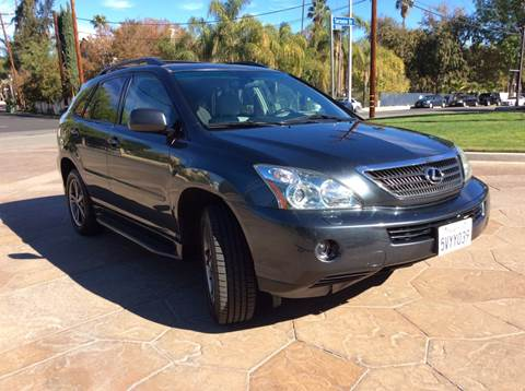 2006 Lexus RX 400h for sale at J & K Auto Sales in Agoura Hills CA