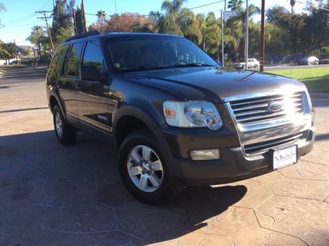 2006 Ford Explorer for sale at J & K Auto Sales in Agoura Hills CA