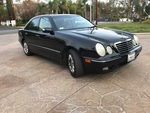 2000 Mercedes-Benz E-Class for sale at J & K Auto Sales in Agoura Hills CA