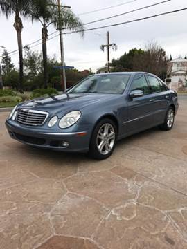 2006 Mercedes-Benz E-Class for sale at J & K Auto Sales in Agoura Hills CA