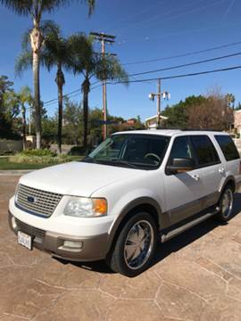 2004 Ford Expedition for sale at J & K Auto Sales in Agoura Hills CA