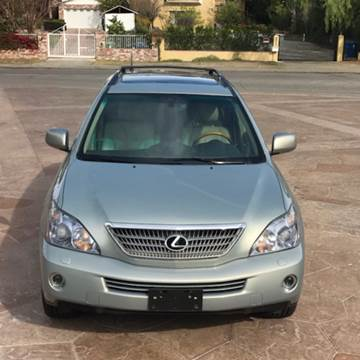 2008 Lexus RX 400h for sale at J & K Auto Sales in Agoura Hills CA