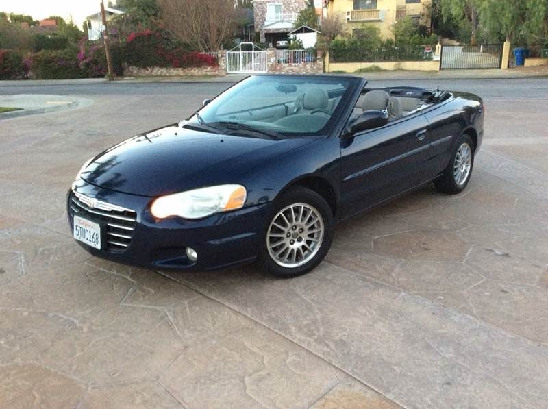 2006 Chrysler Sebring for sale at J & K Auto Sales in Agoura Hills CA