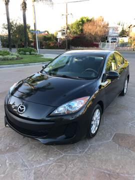 2013 Mazda MAZDA3 for sale at J & K Auto Sales in Agoura Hills CA
