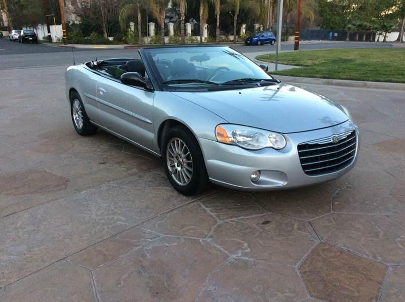 2004 Chrysler Sebring for sale at J & K Auto Sales in Agoura Hills CA