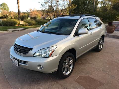 2007 Lexus RX 400h for sale at J & K Auto Sales in Agoura Hills CA