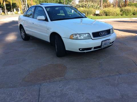 2001 Audi A4 for sale at J & K Auto Sales in Agoura Hills CA