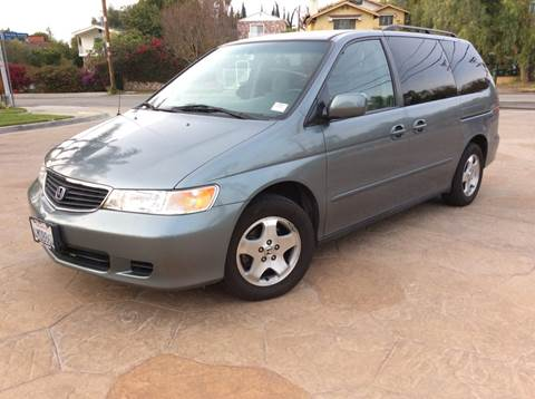 2000 Honda Odyssey for sale at J & K Auto Sales in Agoura Hills CA