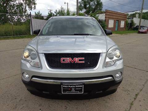 2008 GMC Acadia for sale in Detroit, MI