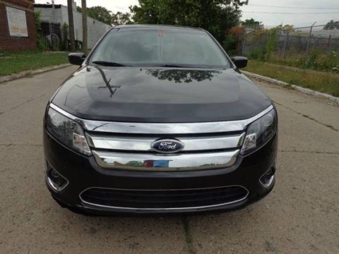 2010 Ford Fusion for sale in Detroit, MI