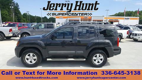 2012 Nissan Xterra for sale in Lexington, NC