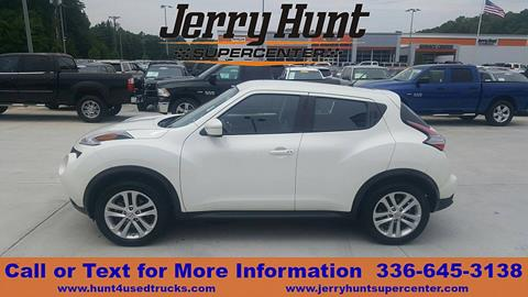 2015 Nissan JUKE for sale in Lexington, NC