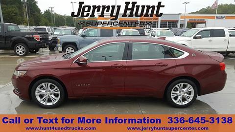 2017 Chevrolet Impala for sale in Lexington, NC