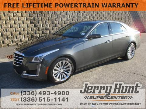 2015 cadillac cts owners manual