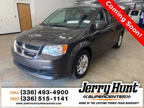 2016 Dodge Grand Caravan for sale in Lexington, NC