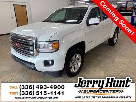 2018 GMC Canyon for sale in Lexington, NC